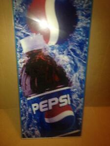 Pepsi sign mid 90,s London Ontario image 1