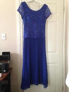 worn once wedding/special occasion dress