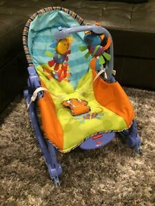Fisher Price Infant to Toddler Tocking Chair London Ontario image 1