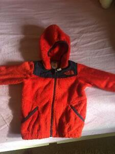 North face jacket -18-24 months