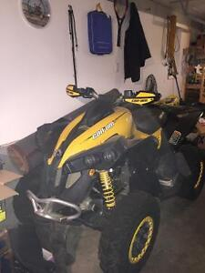 2012 can am renegade 1000Xxc $9500 obo
