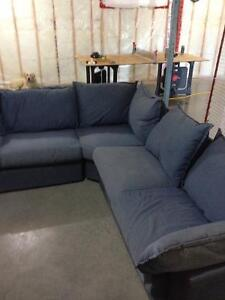 Ikea Couch - Sectional with Hide-a-bed