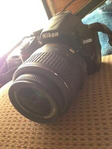 Great condition Nikon D3100 for sale!