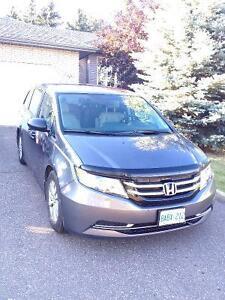 2014 Honda Odyssey SE - TAKE OVER MY LEASE