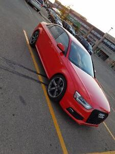 2014 Audi S4 Technik W/ Titanium Package RARE Color Combo