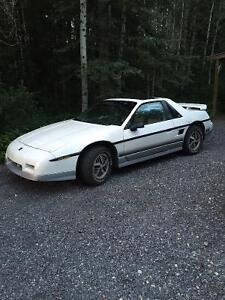 wanted--Rims and Tires for a Fiero