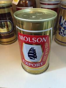 Molson Export Can