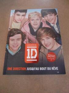 livre one direction pratiquement neuf :)
