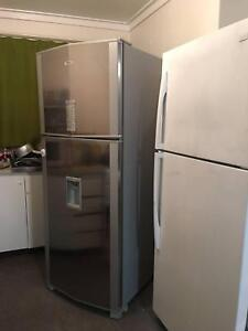 whirlpool stainless steel fridge&freezer $450firm NO OFFERS PLEAS Rivervale Belmont Area Preview