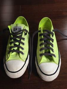Converse All Star Neon low cut London Ontario image 1