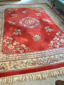 THICK WOOL, HIGH QUALITY, AREA RUG