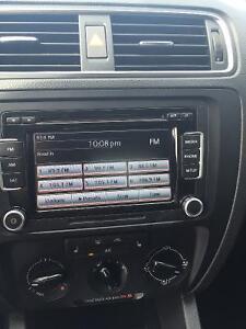 Brand new Volkswagen radio with back up camera