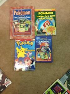 Pokemon Card Guides/comic, N64 DK 64, Banjo-tooie, Tony Hawk....