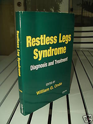 Restless Legs Syndrome By William Ondo 2008