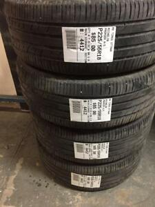 225/55/18 Michelin Premier A/S (All Season)