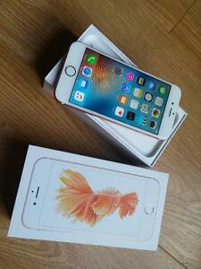 Brand New Iphone6s. With Apple Warranty. Rose Gold 16GB