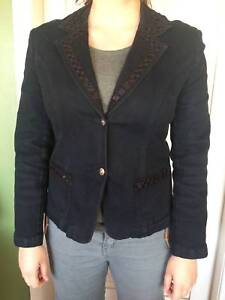 Black Smart Casual Jacket Earlwood Canterbury Area Preview
