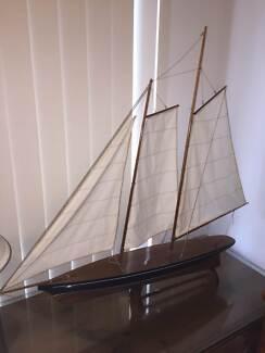 Beautiful Decoration Sailing Boat