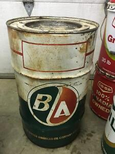 BA Oil Gas Grease Keg Regina Regina Area image 1