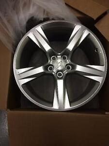 """Get that Camaro Ready for Spring with 20"" Aluminum Rims"" 2 sets"