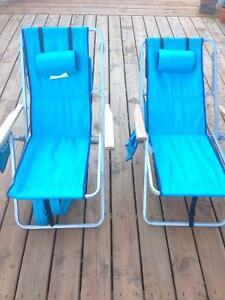 Outdoor Folding Chairs St. John's Newfoundland image 2
