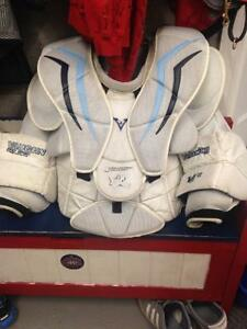 Vaughn Goalie Chest protector