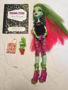 Monster High Venus McFlytrap Original!!!! West Island Greater Montréal image 1