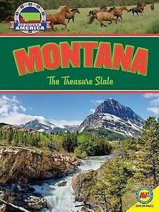 Montana: The Treasure State by McLuskey, Krista -Hcover