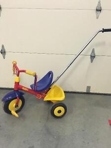 Toddler Kiddi-o tricycle