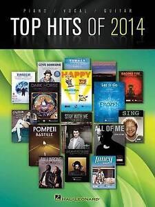Top Hits of 2014, Hal Leonard Publishing Corporation
