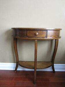 Half Round Console Table London Ontario image 1