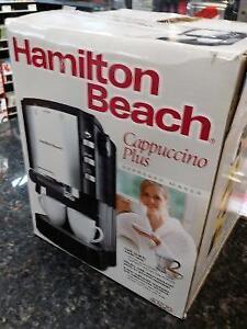 Machine espresso Hamilton beach ( u024707 )