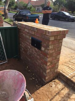 SUCH IS LIFE bricklaying