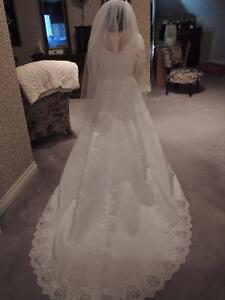 Wedding Dress---used one day only!!