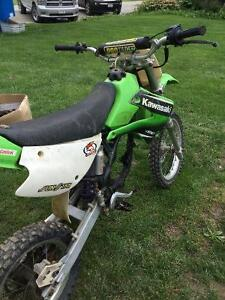 Kx85 bored out to 100 || parts/project bike