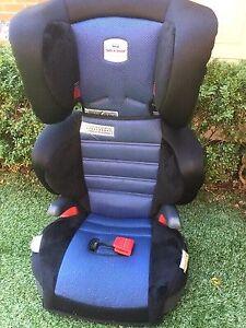 Safe-N-Sound Hi-Liner SG Booster Seat - Ink Blue Doonside Blacktown Area Preview