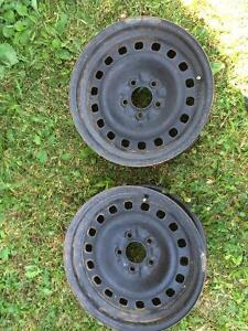 """Ford Steel Rims 16"""""""