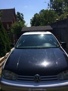 2004 Volkswagen Golf GLS Hatchback - As Is