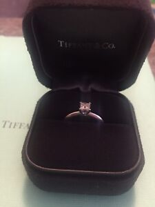 Tiffany Diamond ring Laverton Wyndham Area Preview