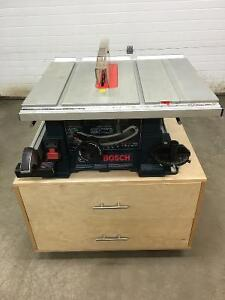 Bosch 4000 Table Saw