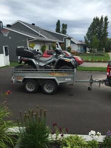 4 roues et remorque Saguenay Saguenay-Lac-Saint-Jean image 1