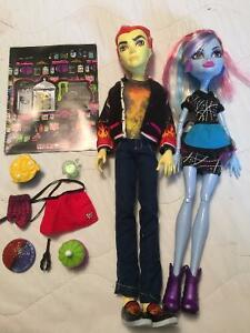 Monster High Heath Burns & Abbey Bominable 2 Pack West Island Greater Montréal image 1