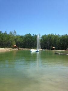 Seasonal Sites available at The Twisted Root RV Park