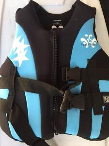 Two Teen (Extra Small) Ho Skis Water Ski/Life Vest