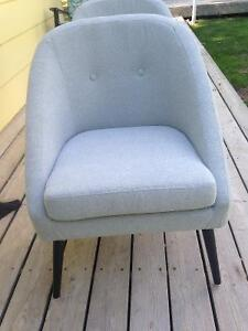 Brand new vintage style chairs Peterborough Peterborough Area image 1