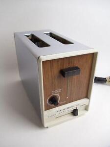 Vintage Toaster Ebay
