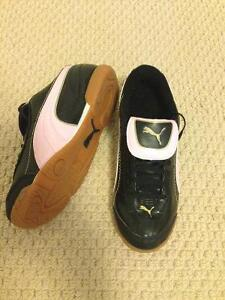 PUMA Indoor Soccer Shoes (GIRL'S youth size 5)
