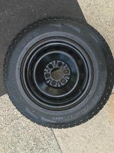 Bridgestone P235/75/R14 - 108S M+S tire $50.00 obo Edmonton Edmonton Area image 4