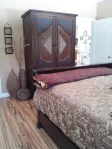 Unique bedset