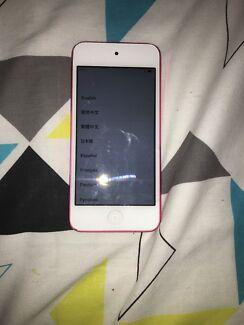iPod 32g 5th gen iCloud locked